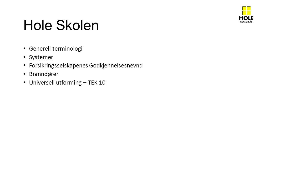 Generell terminologi Gangfløy (aktiv) Skåtefløy (passiv) Slagdører Sett fra hengselside (utsiden)