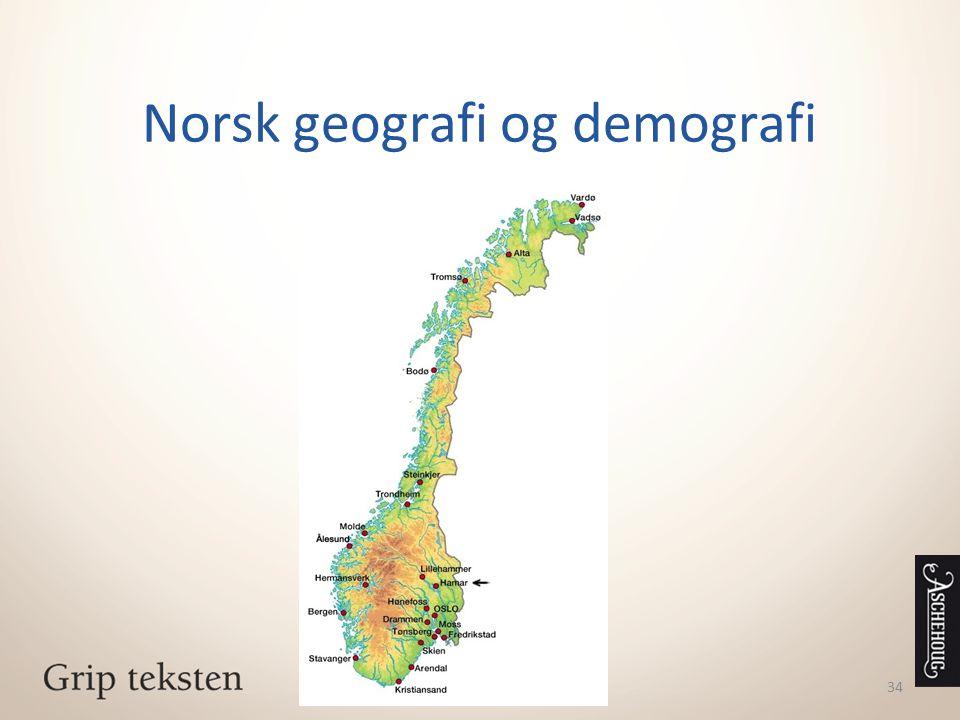 Norsk geografi og demografi 34