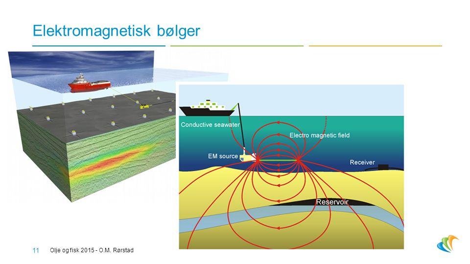 Elektromagnetisk bølger Olje og fisk 2015 - O.M. Rørstad 11