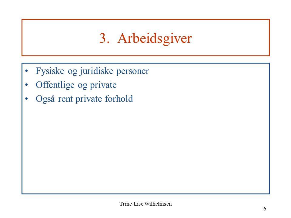 Trine-Lise Wilhelmsen 6 3.