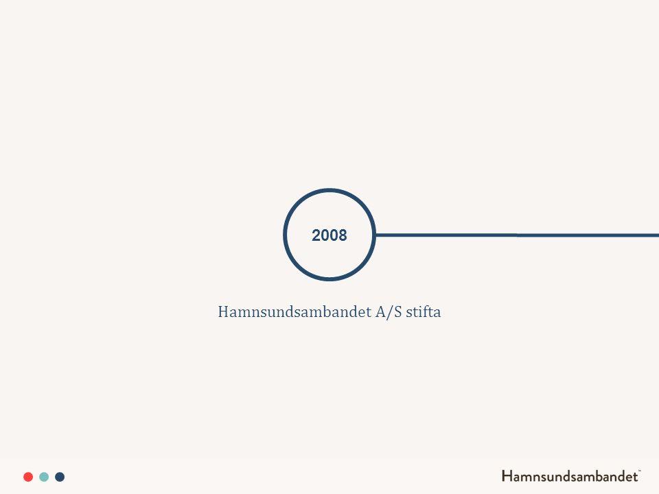 2008 Hamnsundsambandet A/S stifta