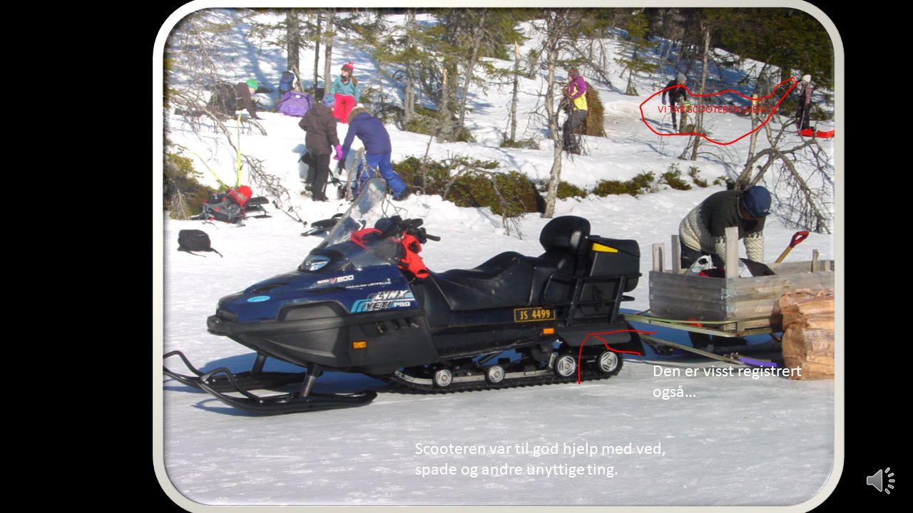 Det skjedde mye rart på skidag, men dette tar kaka.