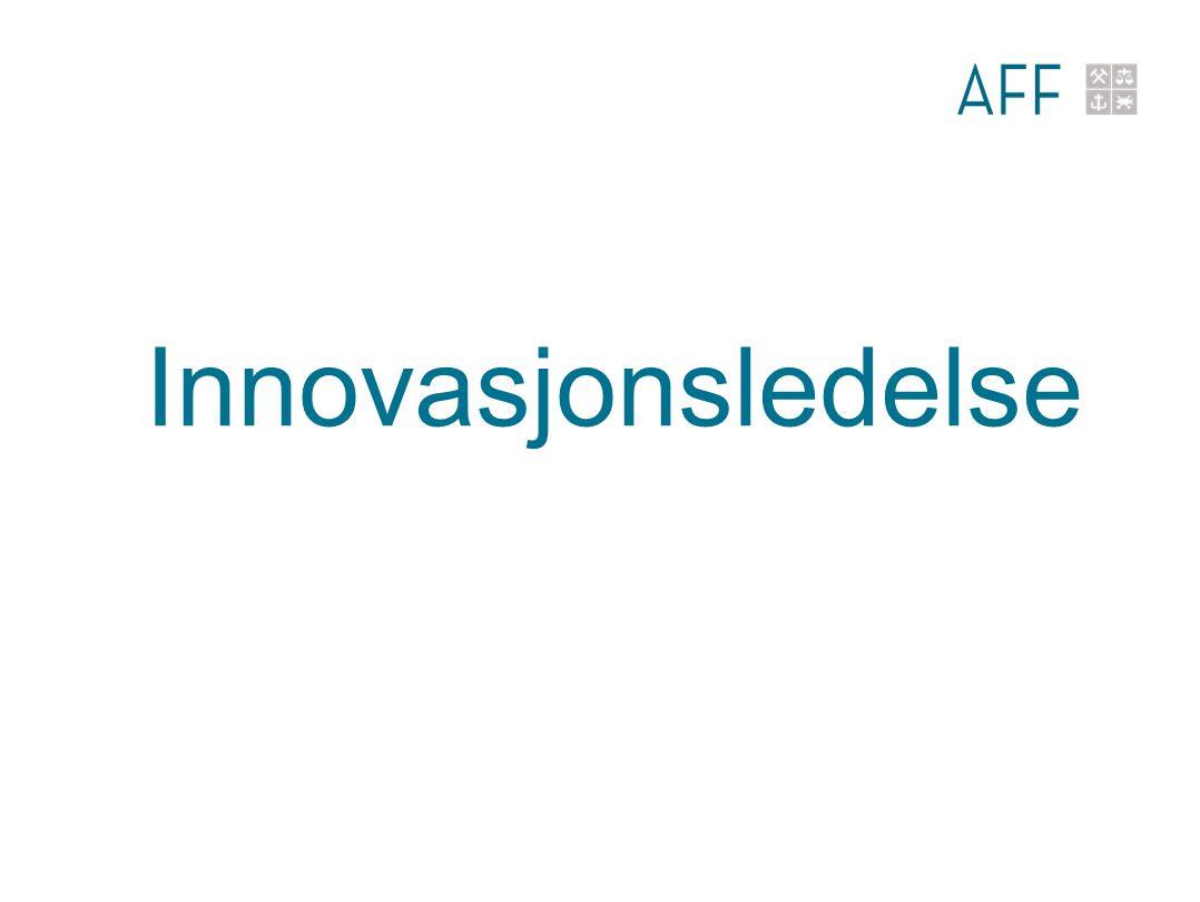 Innovasjonsledelse