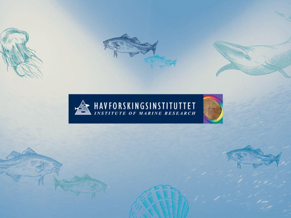 Gyting og gytevandring - kva har vi kunnskap om og kva manglar Harald Gjøsæter Faggruppe Bunnfisk harald @ imr.