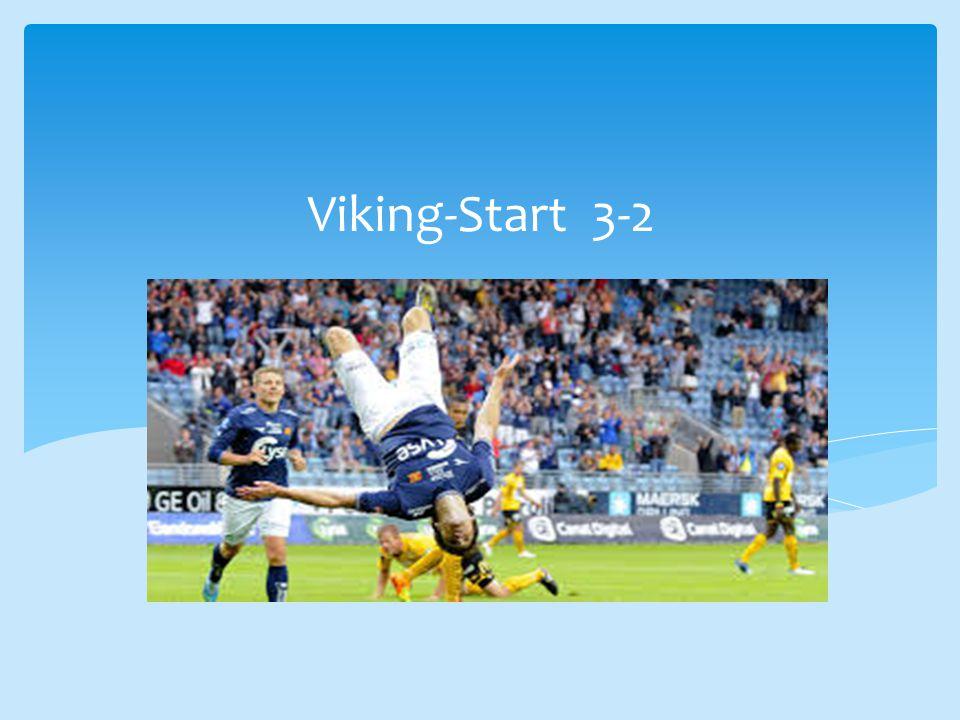 Viking-Start 3-2
