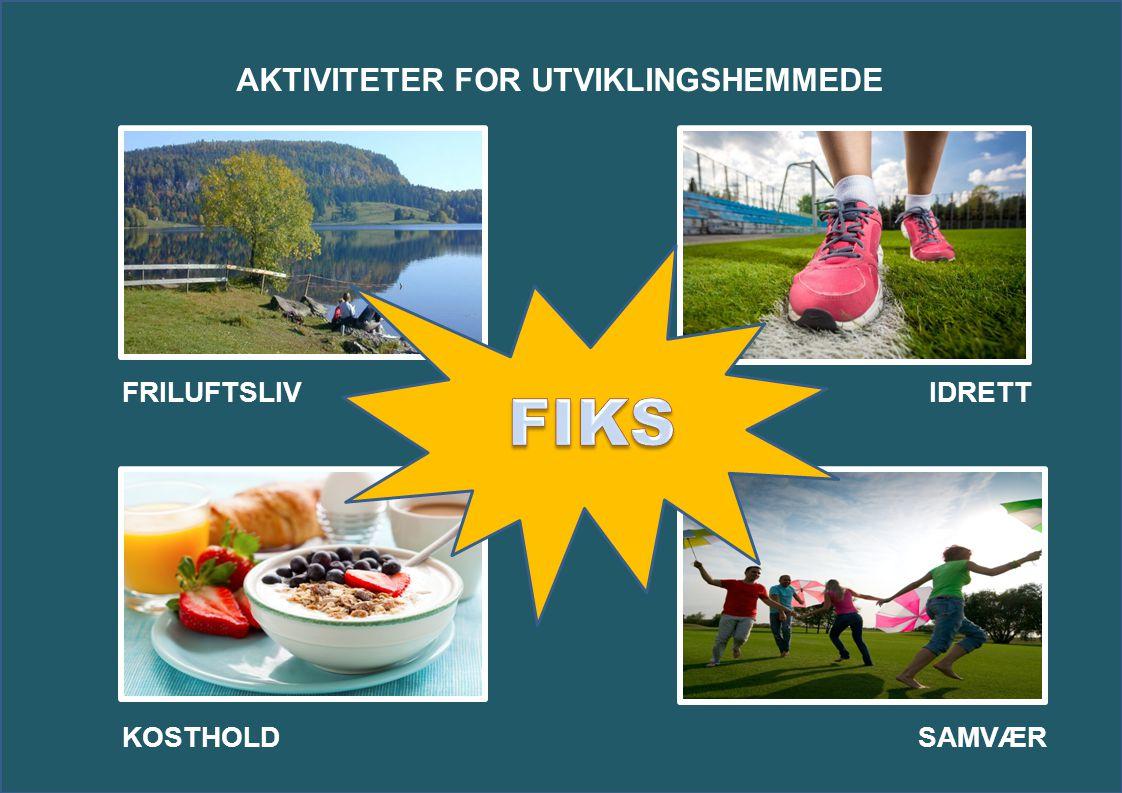 NORDRE BONDI GÅRD AKTIVITETER FOR UTVIKLINGSHEMMEDE SAMVÆR FRILUFTSLIV KOSTHOLD IDRETT