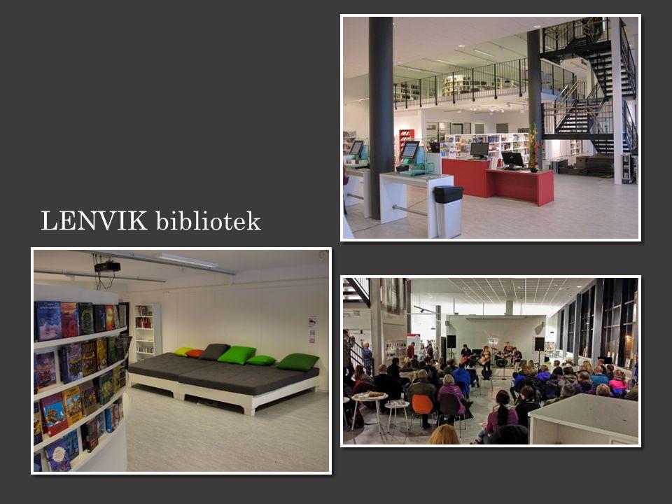 LENVIK bibliotek