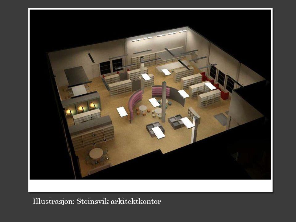 Illustrasjon: Steinsvik arkitektkontor