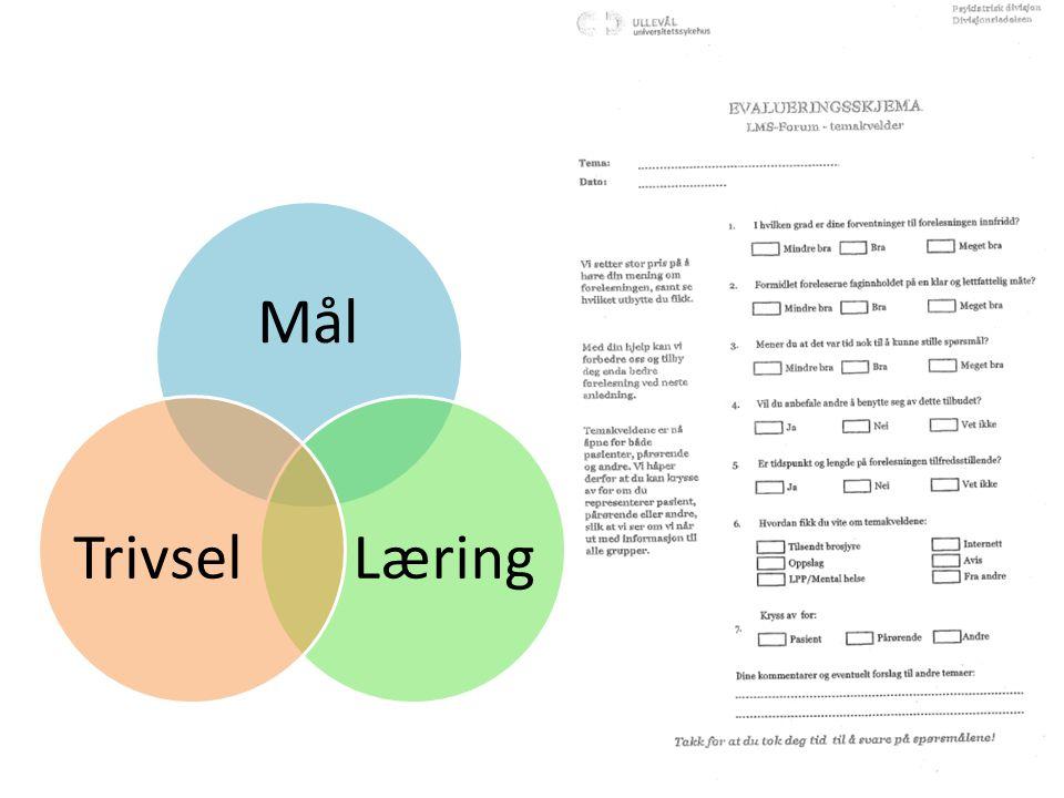 Mål LæringTrivsel