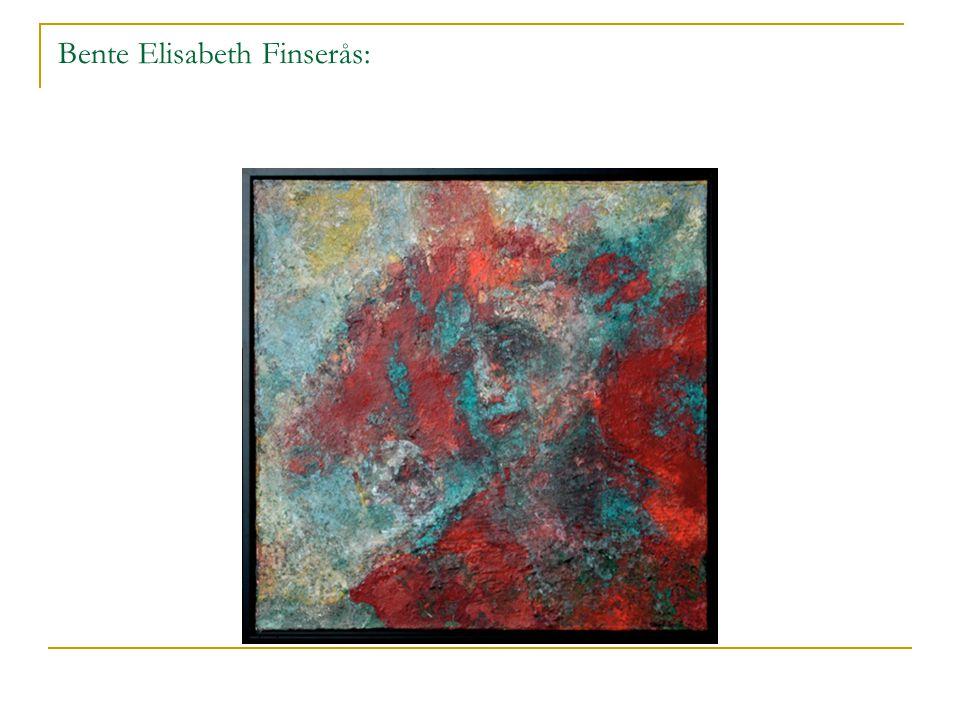 Bente Elisabeth Finserås: