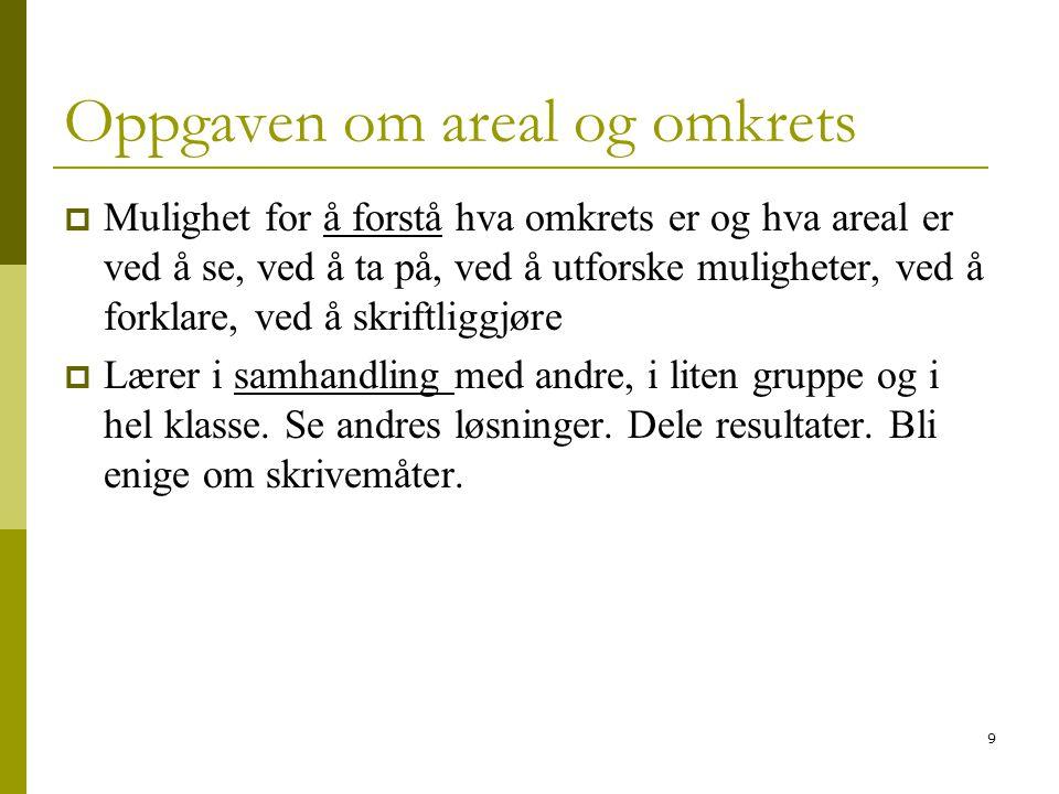 10 Pytagoras  Her kan du lese om Pytagoras på matematikk.org Her kan du lese om Pytagoras på matematikk.org  Arbeid med spikerbrett som gitt i oppgaven fra matematikk.org (oppgave 19)  http://www.matematikk.org/uopplegg/vis.