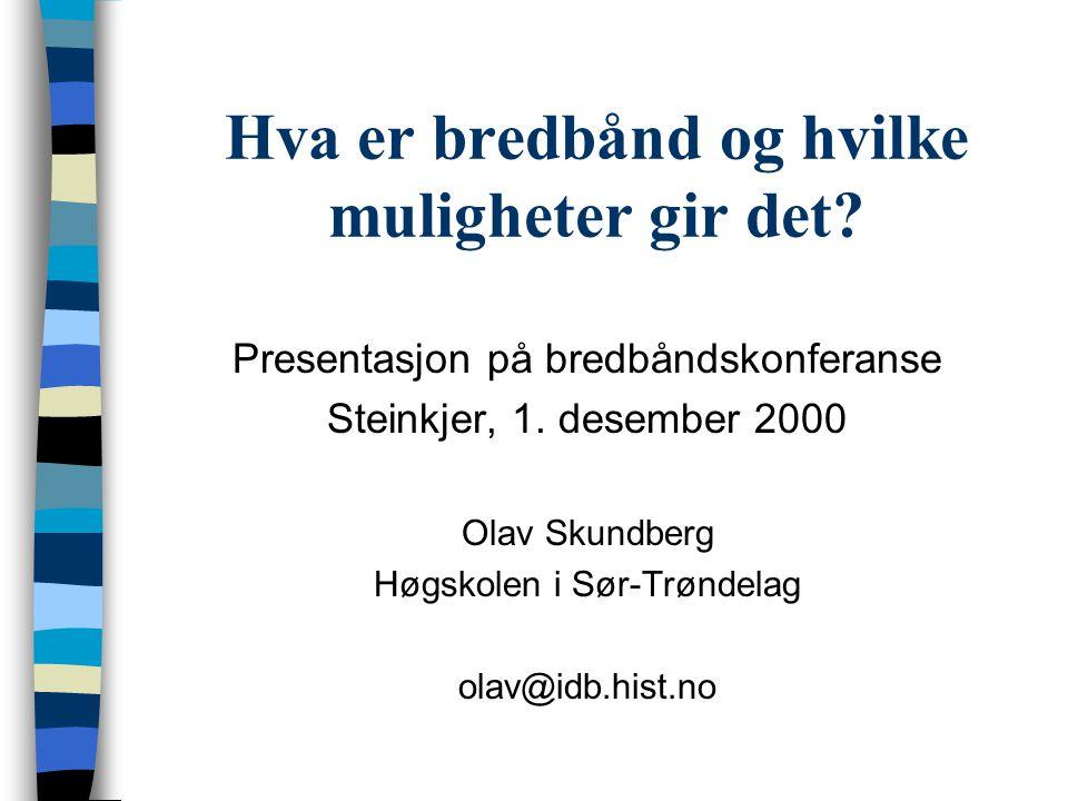 Noen faktatall om Norge n 1.8 mill.