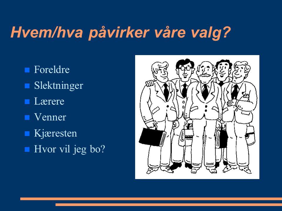 Service og samferdsel Fører fram til yrke innen servicebransjen.