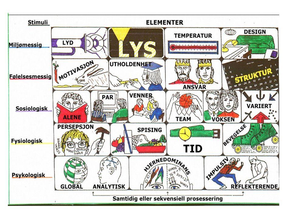 Sansene Auditive: For elever som lærer ved å lytte eller samtale.
