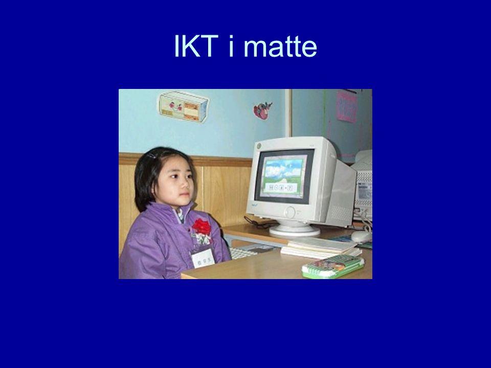 IKT i matte