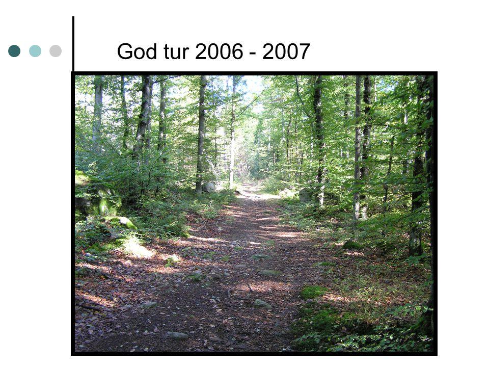 God tur 2006 - 2007