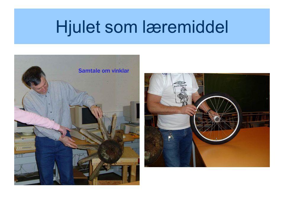 Hjulet som læremiddel