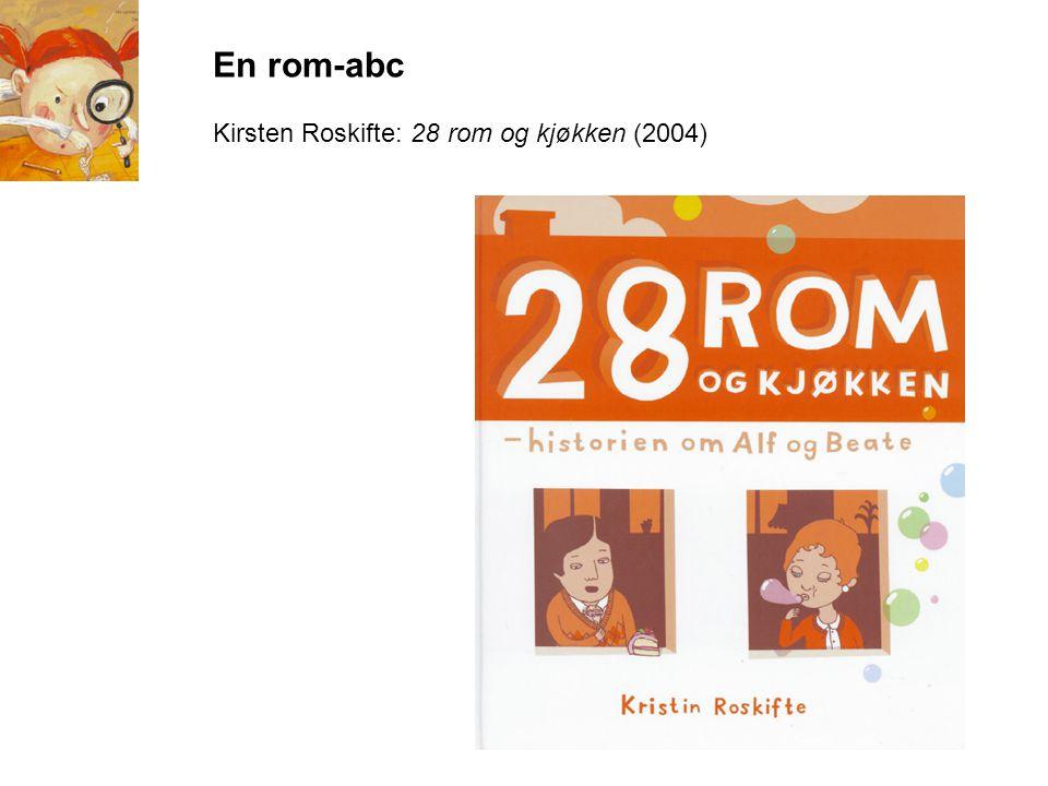Nådeløs taushet og tale Øyvind Torseter: For en neve havre (2005)