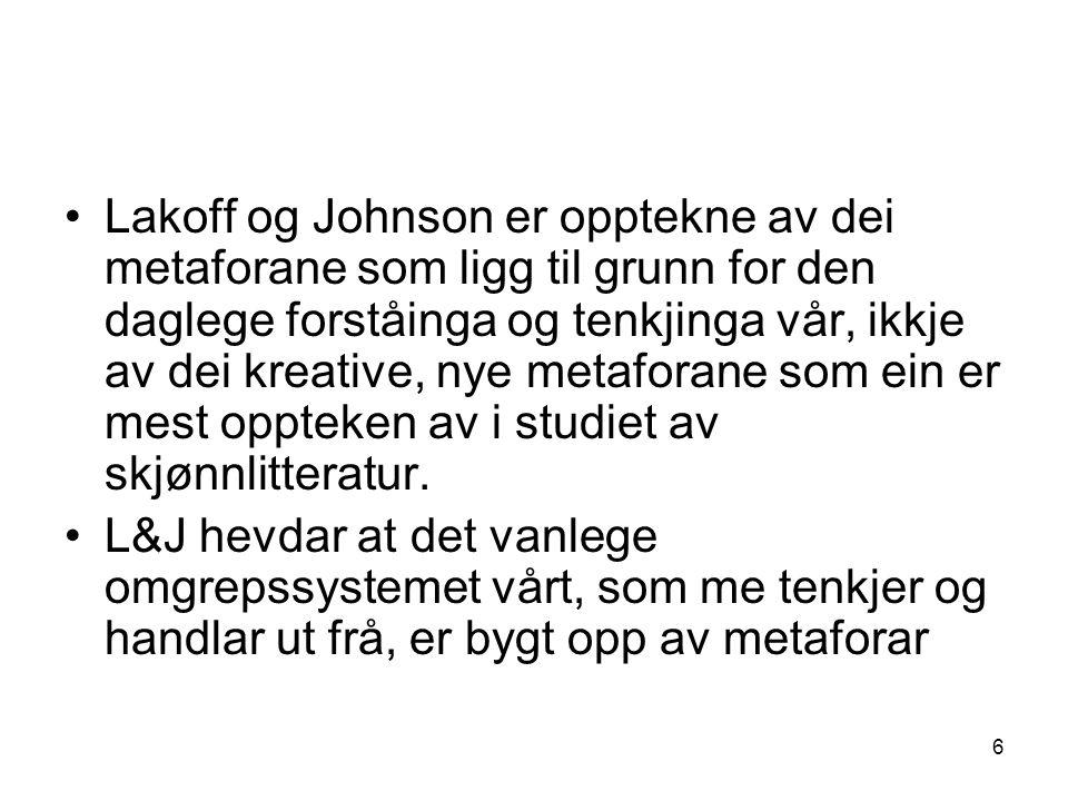 37 Metoden til Johan Tønnesson: a) identifisering av ulike situasjonskontekster og deres kommunikative formål b) undersøkelse av relevante retoriske strategier c) fortolking av eksplisitte spor i teksten d) rekonstruering av rimelige, svarende reaksjoner på konkrete ytringer