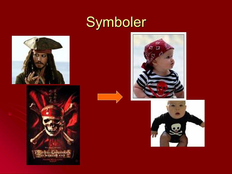 Symboler.