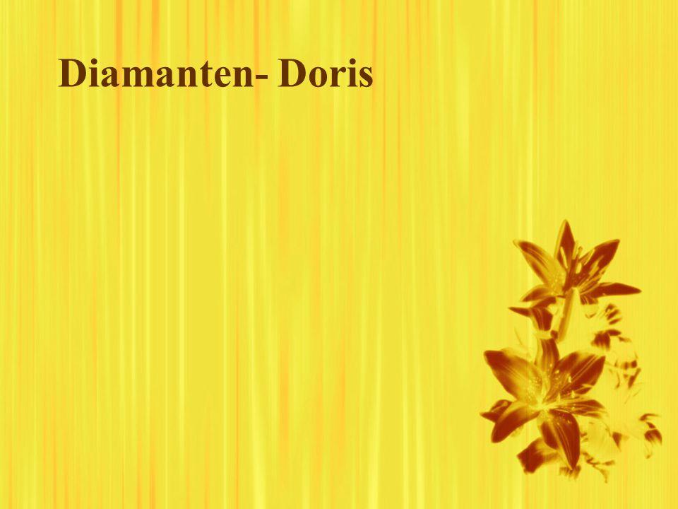 Diamanten- Doris