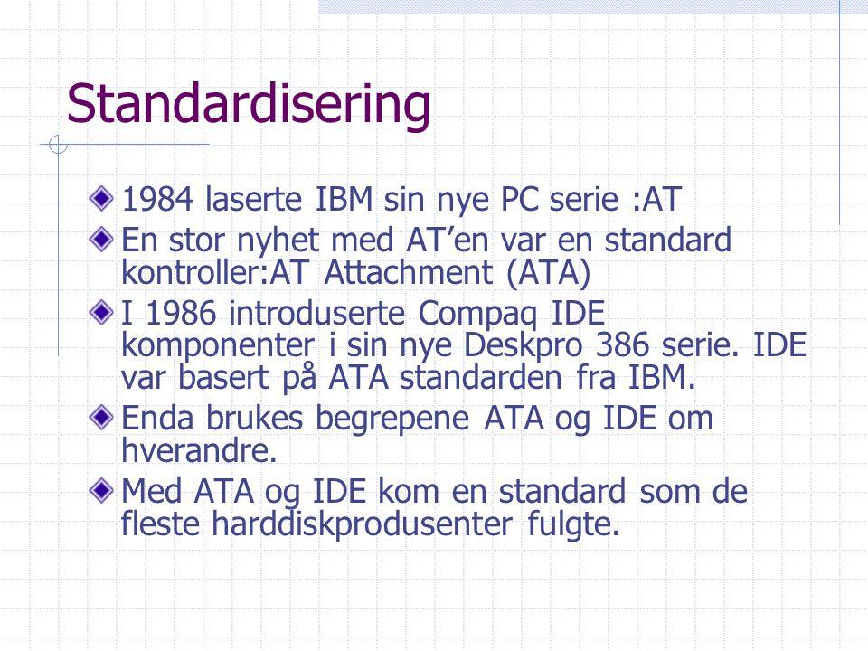 Hva er egentlig en IDE- kontroller.