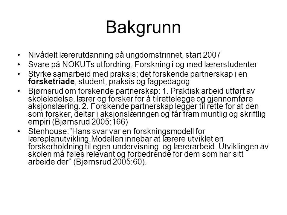 Bakgrunn Kristiansen: Drøfter begrepet tilpasset opplæring i dr.