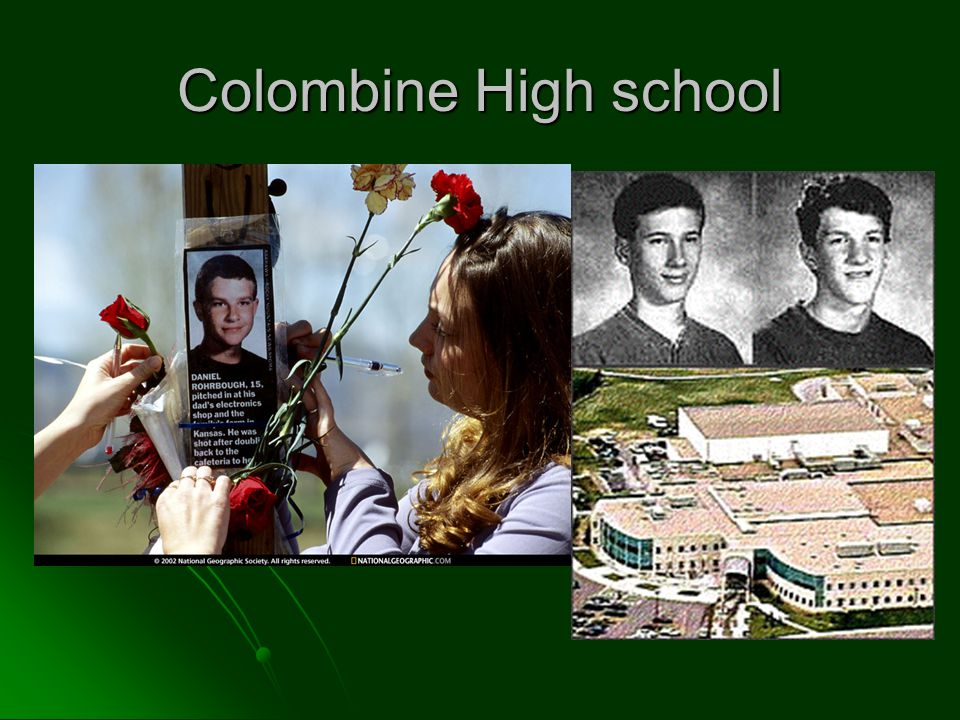 Colombine High school