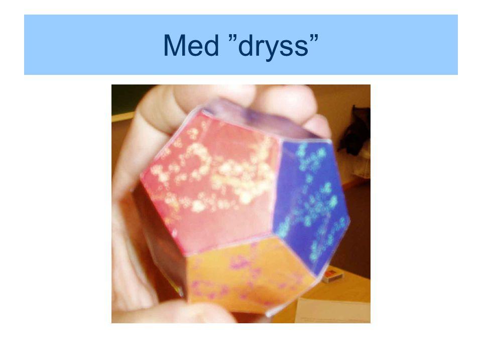 """Med """"dryss"""""""