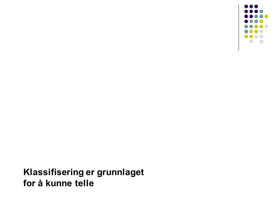 Litteratur Solem/Reikerås, Det matematiske barnet kap 5, 7 og 10 K Lossius, Magni Hope(2006): Er jeg blitt voksen når jeg er tusen millioner år? i Barnehagefolk nr.4/2006 K Høines, M.