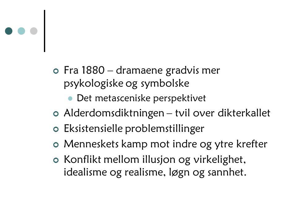 Vildanden (1884) Vildanden kom ut 11.nov.