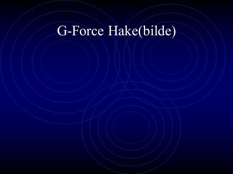 G-Force Hake Gjennomført terrengsykkel med 27 gir, som gir jevn og fin utveksling for aktiv sykling.