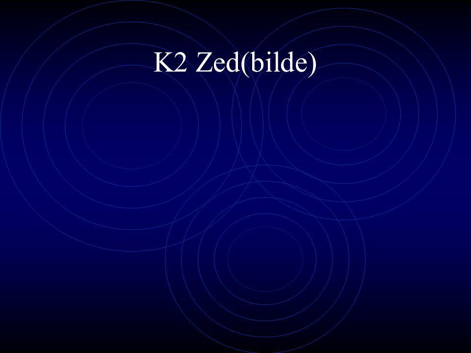 K2 Zed Denne sykkelen er spesialprodusert for oss og norske krevende forhold.