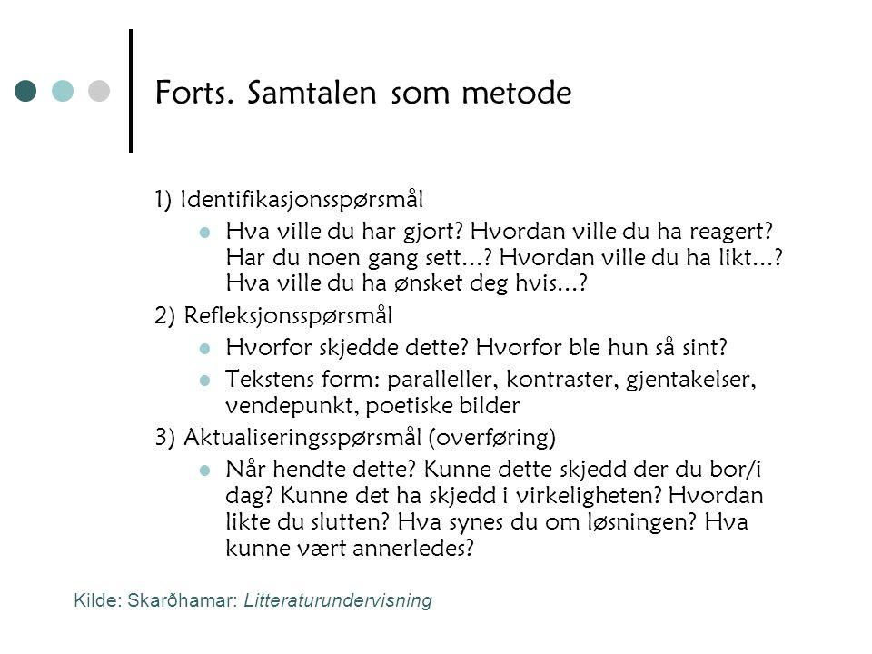 Nettsteder: Barnebokkritikk: www.barnebokkritikk.no Barnebok: www.barnebok.no Foreningen !les: http://www.foreningenles.no/ Lesehulen: http://www.lesehulen.no/ Gi rom for lesing.
