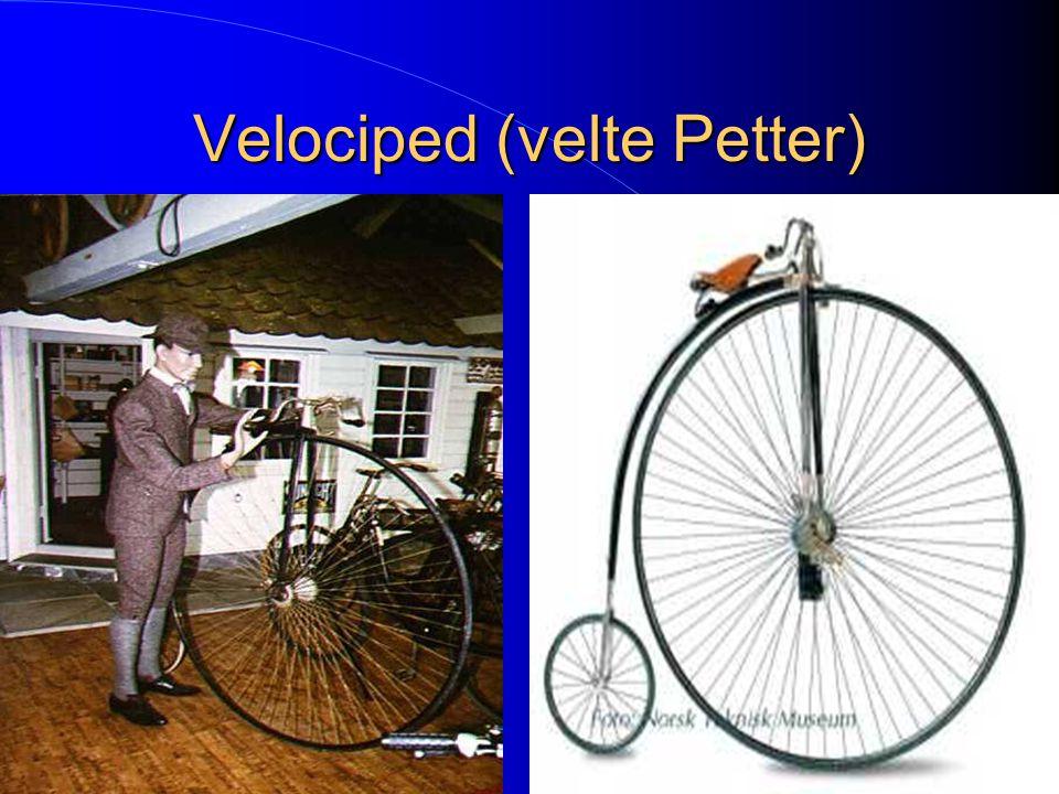 Ulike sykler