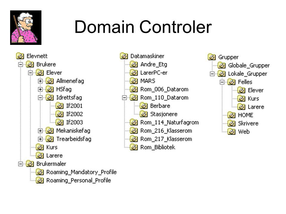 Domain Controler