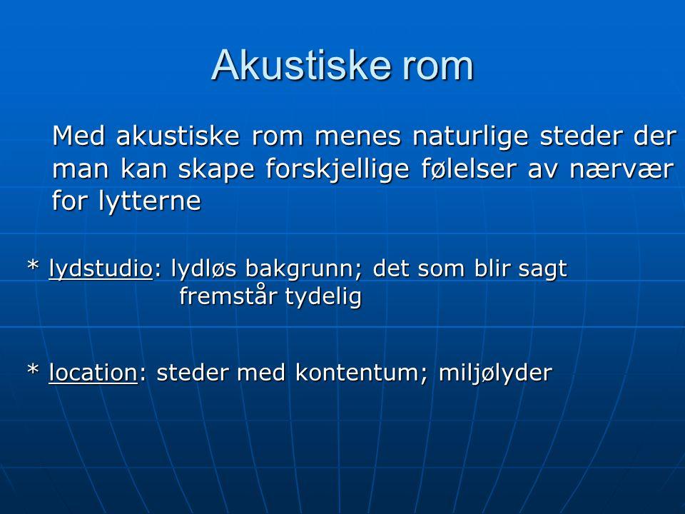 Radiospråket Stemmen grunnleggende viktig, som et avtrykk av personligheten; sanselig, lyd av kroppen Stemmen grunnleggende viktig, som et avtrykk av personligheten; sanselig, lyd av kroppen Språklig sett må man i radio ta hensyn til det flyktige ved radio som medium - språket må være enkelt og muntlig - variasjon og dynamikk i stemmeleiet - den personlige appellen i radiostemmen er personlige grunnleggende viktig: Nordic Web Radio grunnleggende viktig: Nordic Web RadioNordic Web RadioNordic Web Radio