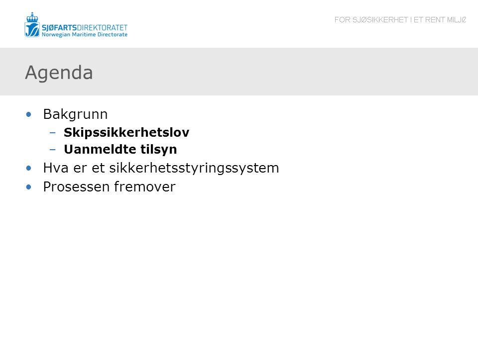 Lykke til Sjøsikkerhetskonferansen –Åpen dag i Sjøfartsdirektoratet 27.