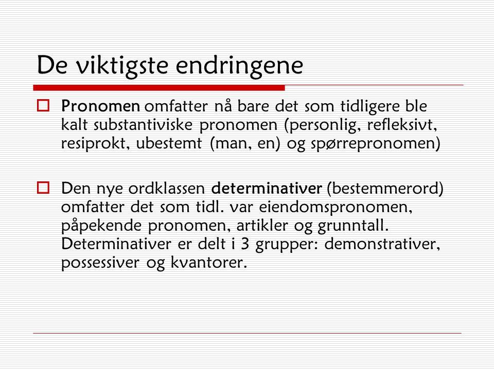 Sammenheng på tekstens makronivå  Avsnittsinndeling  Tekstordnere Tekstelementer som synliggjør eller kommenterer hvordan teksten er strukturert Eks.