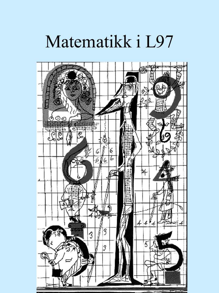 Matematikk i L97