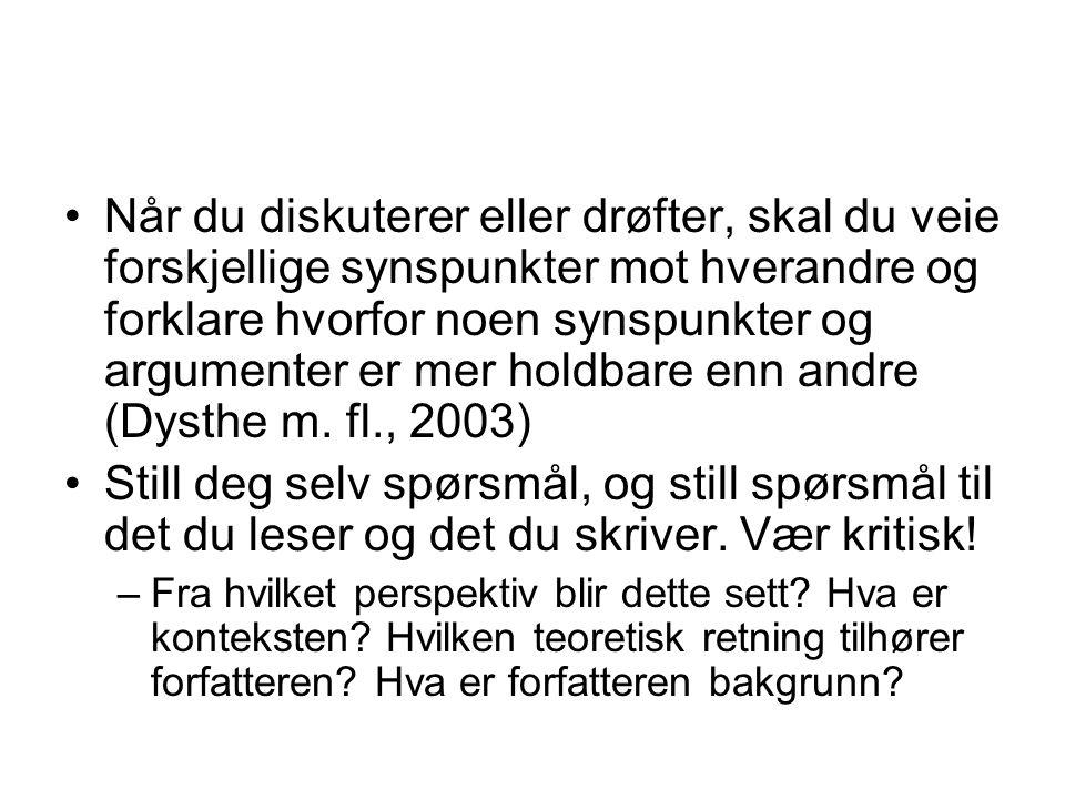 Eksempler Fra Solstad og Mortensen-Buan Flere forskere har forsøkt å skille mellom leseren i teksten og leseren utenfor teksten.