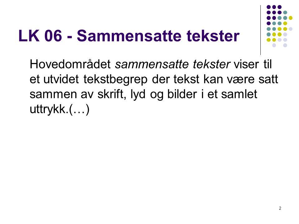 33 Kilder Dahle G.Og Nyhus S. 2002: Snill.