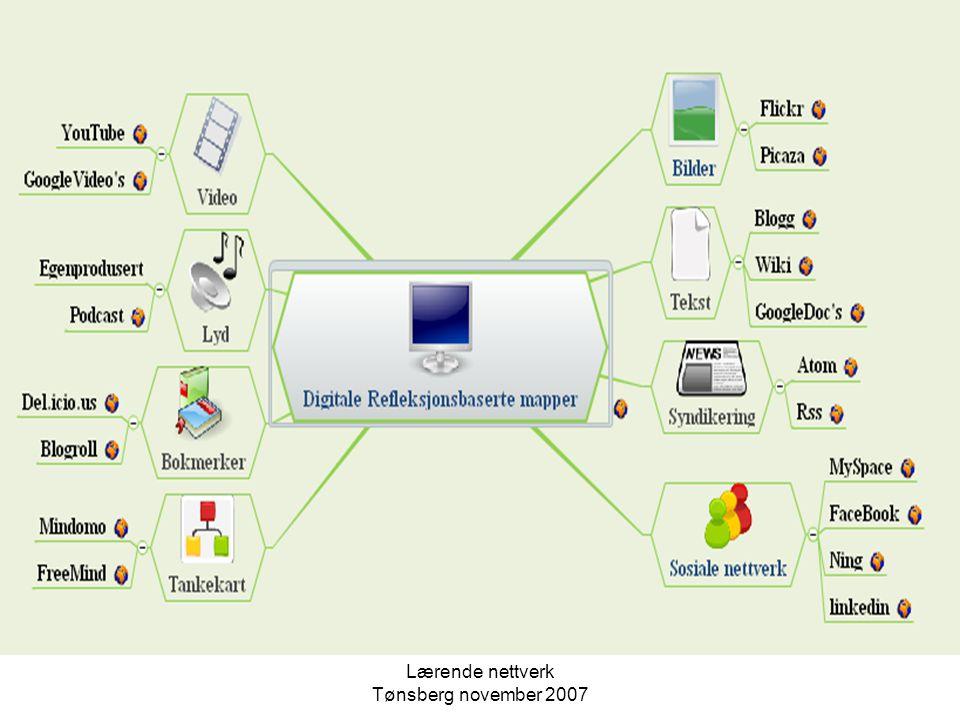 Lærende nettverk Tønsberg november 2007