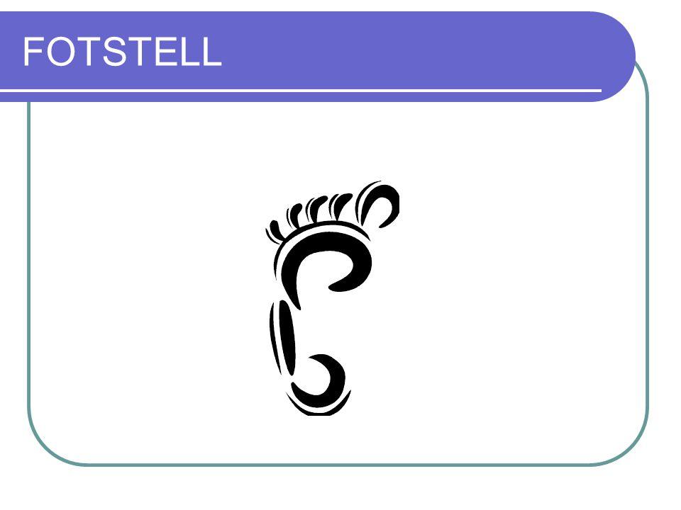 FOTSTELL