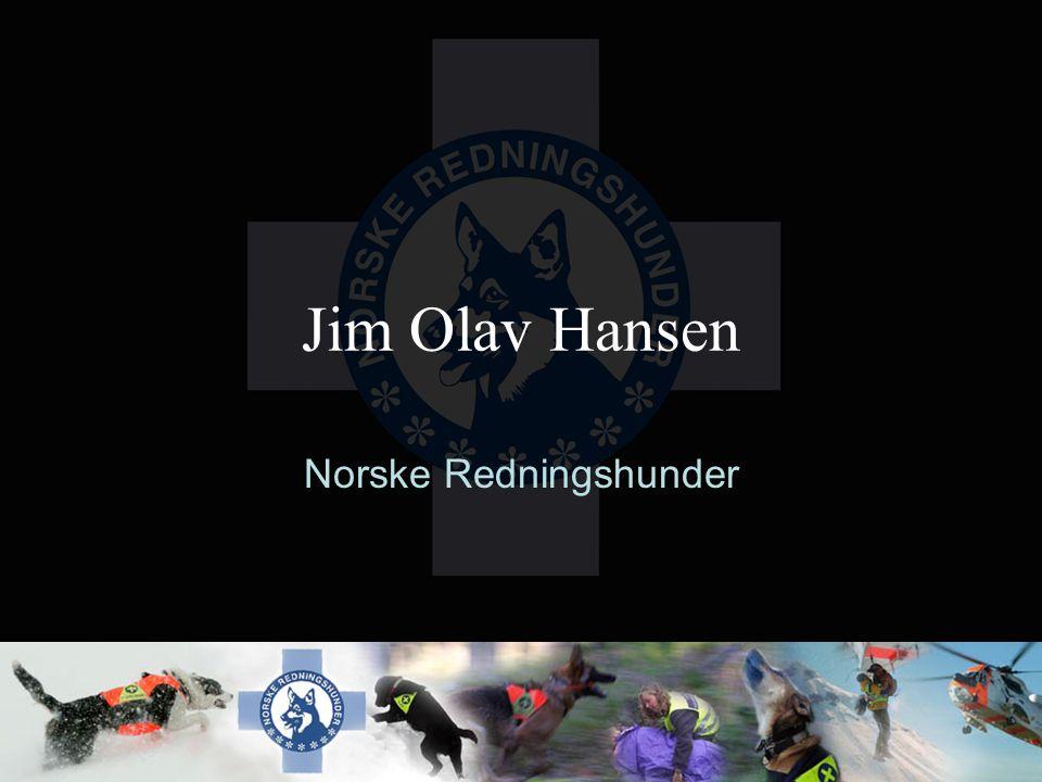 Jim Olav Hansen Norske Redningshunder