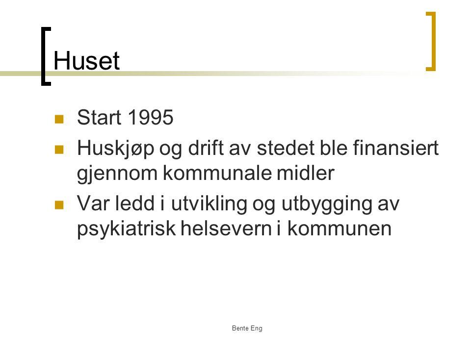 Bente Eng Brukerstyring kan bidra til å være passiv mottager til aktiv deltager.