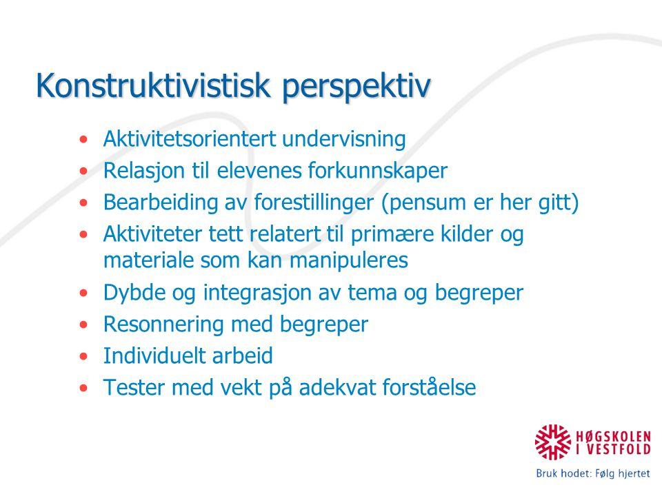 Sosiokulturelt perspektiv Problem og aktivitetsorg.