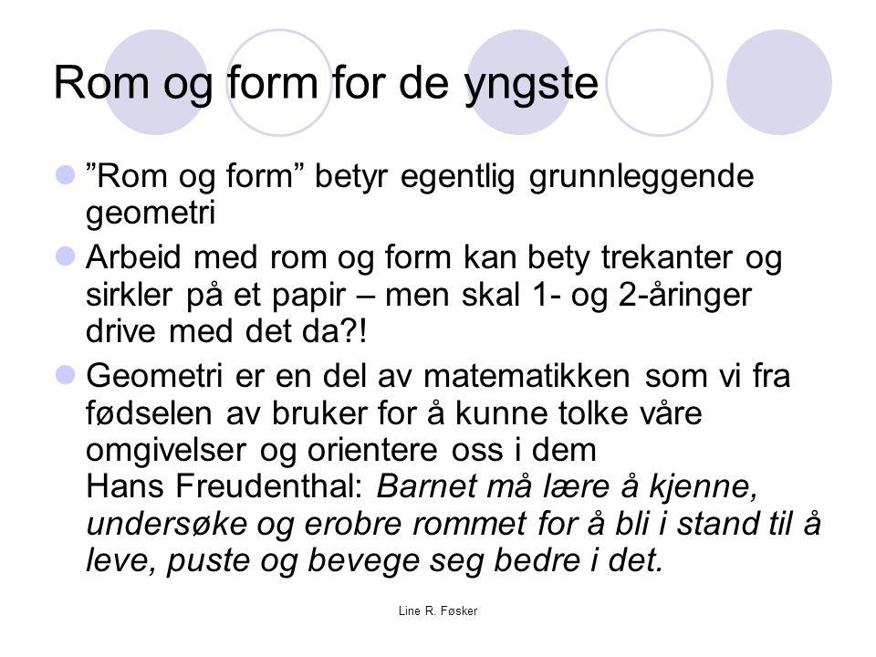 Line R.Føsker MÅLING 1.