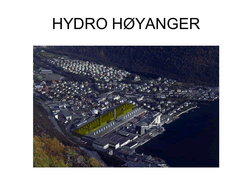 HYDRO HØYANGER