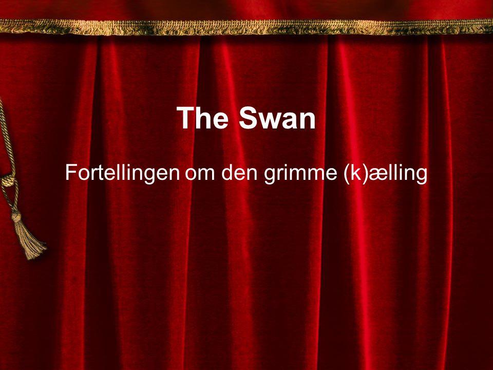 The Swan Fortellingen om den grimme (k)ælling